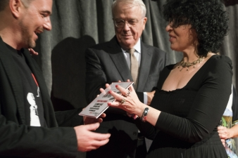ANTONELLA CATENA PREMIA MATTIA BESSERO P&B COMMUNICATION