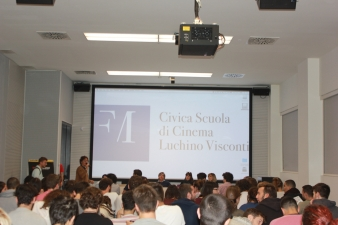 CIVICA SCUOLA DI CINEMA LUCHINO VISCONTI