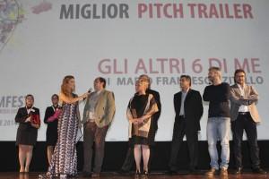 premiazione pitch trailer 2014