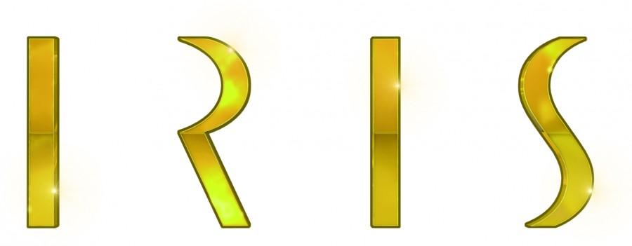 logo iris b