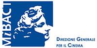 Logo MIBACT DIREZIONE GENERALE CIENMA