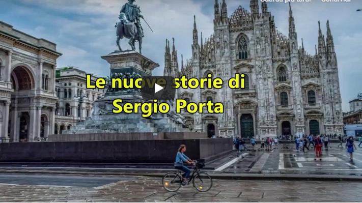 SERGIO PORTA INVESTIGATORE NON VEDENTE