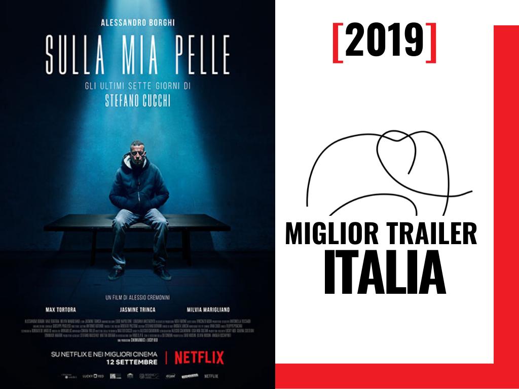 premio MIGLIOR TRAILER ITALIA 2019