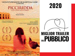 Miglior trailer del pubblico 2020 Picciridda