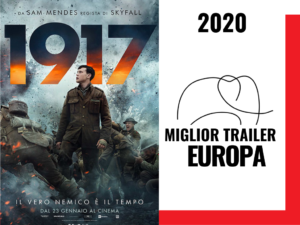 Miglior trailer europa 2020 1917