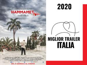 Miglior trailer italia 2020 hammamet