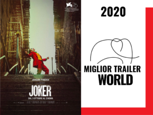 miglior trailer world 2020 Joker